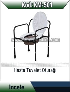 Hasta Tuvalet Sandalyesi