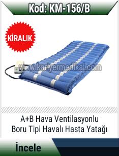 Kiralık A+B hava ventilasyonlu havalı yatak