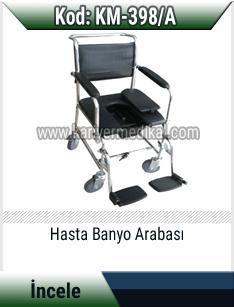 Hasta Banyo Sandalyesi